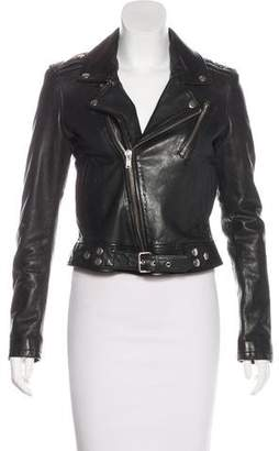 BLK DNM Heavyweight Leather Jacket