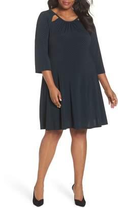 MICHAEL Michael Kors Dot Print Dress