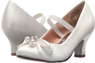 Badgley Mischka Kids Milah Pearl High Heels