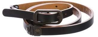 Balenciaga Embellished Leather Belt