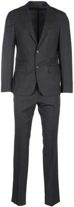 Ermenegildo Zegna Z Suit Ticket Pocket