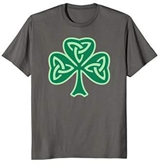Irish Trinity Knot Shamrock T-Shirt