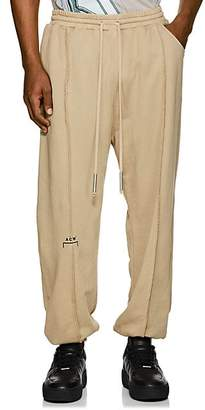 A-Cold-Wall* Men's Cotton Terry Jogger Pants - Beige/Tan Size S