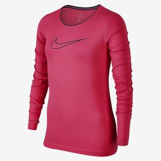 Nike Pro Big Kids' (Girls') Long Sleeve Top