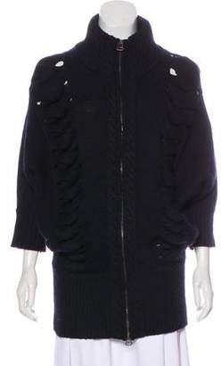 Robert Rodriguez Wool Oversize Casual Jacket