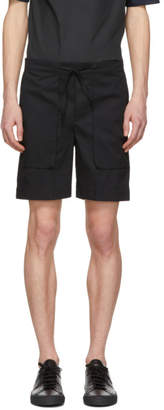 Stephan Schneider Black Corner Shorts
