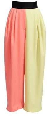 Marc Jacobs Runway High-Waist Colorblock Pants