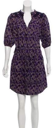 Ulla Johnson Mini Pattern Dress