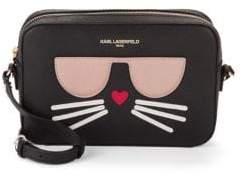 Karl Lagerfeld Maybelle Cat Shoulder Bag