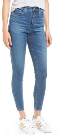 Mila High Waist Ankle Skinny Jeans