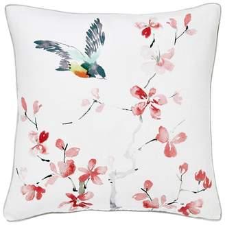 Sanderson Magnolia & Blossom Cushion
