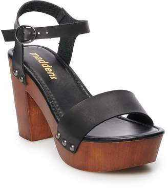 Steve Madden Nyc NYC Laane Women's Platform High Heels