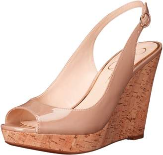 Jessica Simpson Fancy  Women's Jeniri Wedge Sandal