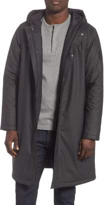 Rains Thermal Hooded Raincoat