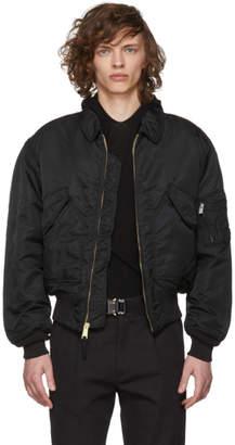 Alpha Industries Alyx Black Edition Pilot Jacket