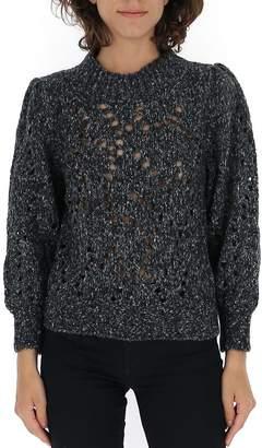 Etoile Isabel Marant Crochet Sweater