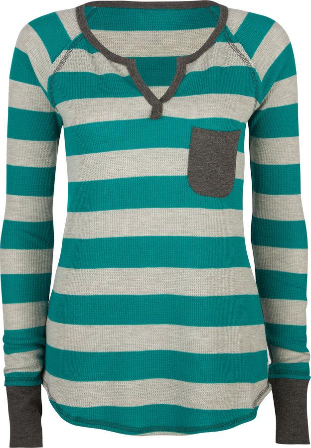 Full Tilt Stripe Pocket Womens Thermal