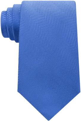 Michael Kors Men's Tonal Chevron Tie $65 thestylecure.com