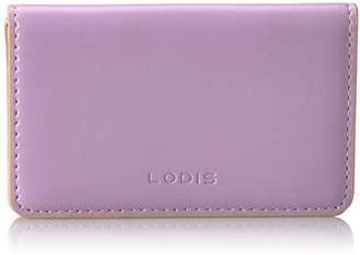 Lodis Women's Audrey RFID Mini Card Case