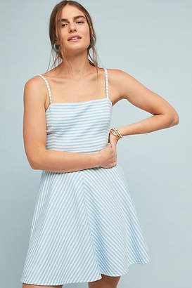 Hutch Molly Textured Stripe Dress