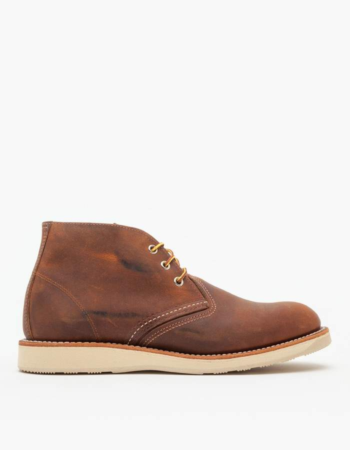 Red Wing Shoes 3137 Work Chukka