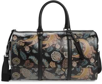 Ted Baker Caspee Leather Duffel Bag