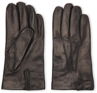 All Gloves Cashmere Lined Leather Gloves