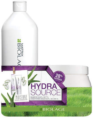 Biolage MATRIX Matrix Hydrasource Ltr Duo 2-pack Value Set