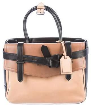 Reed Krakoff Leather Boxer Bag Black Leather Boxer Bag