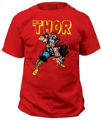 Impact Thor War Hammer Red T-Shirt- XLarge