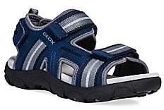 Geox Boy's JR Sandal Strada Sandals