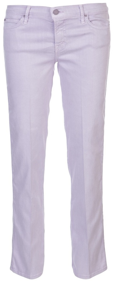 Mother The Rascal cuff pant
