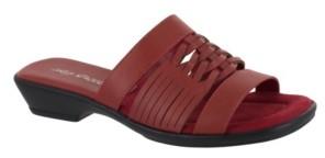 Easy Street Shoes April Slide Sandals Women's Shoes