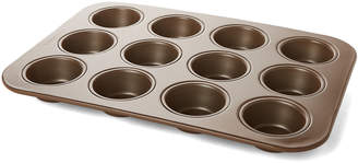 Calphalon Toffee-Tone Nonstick 12-Cup Muffin Pan