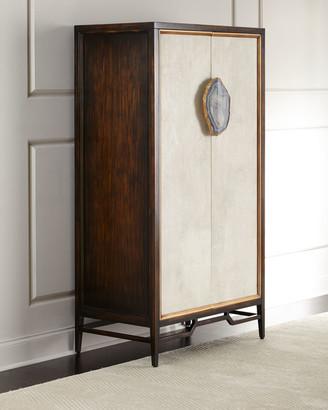 John-Richard Collection John Richard Collection Tiza Large Agate Cabinet