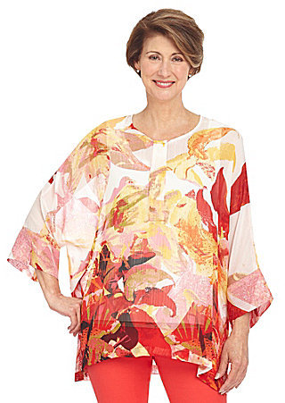 TanJay Tropical Big Shirt