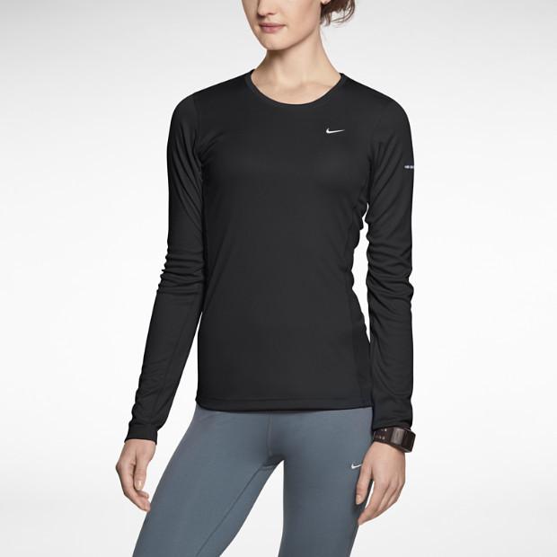 Nike Miler Long-Sleeve