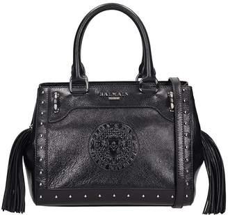 Balmain Top Handle Mini Bag