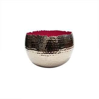 Mela Artisans Holi Large Pink Bowl