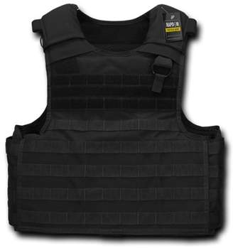 RAPDOM Tactical Rapdom Tactical Tactical Plate 3D Mesh Padding Shoulder Carrier, Style T202