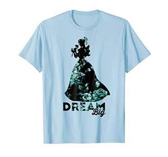 Disney Beauty & The Beast Dream Big Belle Graphic T-Shirt