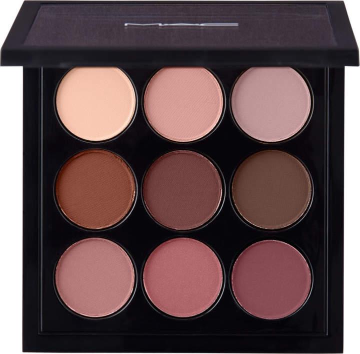 MAC Eyeshadow X 9 - Burgundy Times Nine