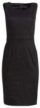 Dolce & Gabbana Polka Dot Sheath Dress