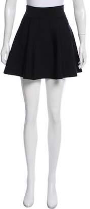 A.L.C. Flared Mini Skirt