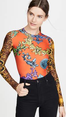 Versace Lady Bustier Bodysuit