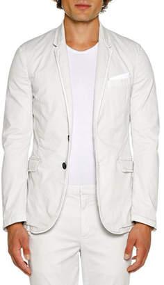 Neil Barrett Men's SB Two-Pocket Day Jacket
