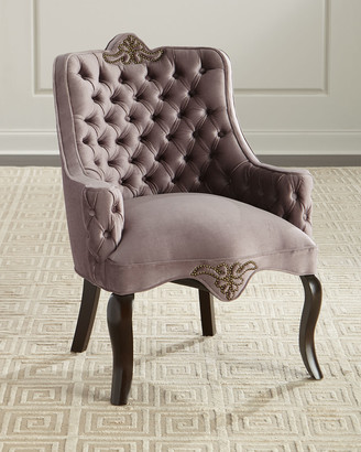 Haute House Genevive Tufted Chair