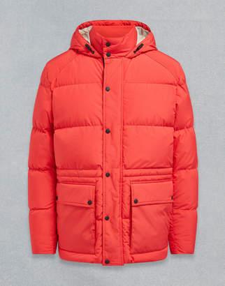 Belstaff Tallow Hooded Padded Jacket