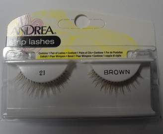 Andrea Brown Strip Lashes by