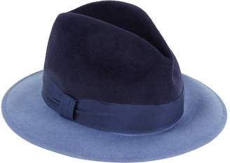 Peter Bettley Two-Tone Fedora